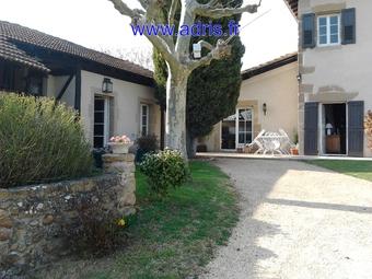 Sale House 9 rooms 260m² Saint-Donat-sur-l'Herbasse (26260) - photo