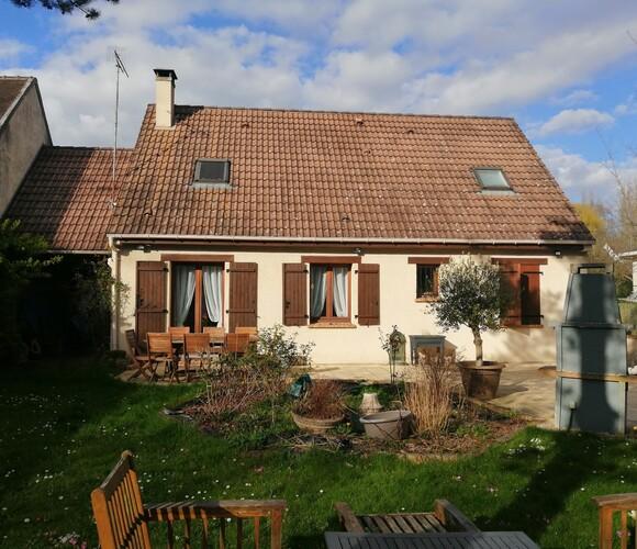 Vente Maison 6 pièces 120m² Viarmes (95270) - photo