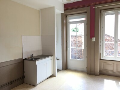 Location Appartement 2 pièces 45m² Saint-Étienne (42100) - photo