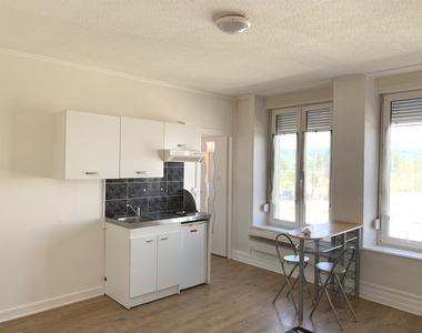 Location Appartement 1 pièce 22m² Neufchâteau (88300) - photo