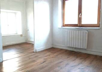 Vente Appartement 3 pièces 50m² Thizy (69240) - photo
