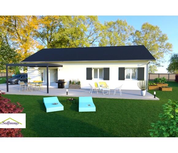 Vente Maison 91m² Les Abrets (38490) - photo