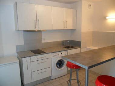 Location Appartement 1 pièce 36m² Toulouse (31000) - photo