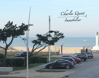Vente Appartement 1 pièce 40m² Le Touquet-Paris-Plage (62520) - photo