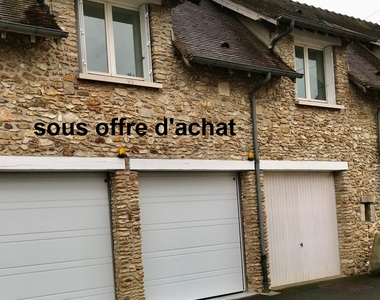 Sale House 5 rooms 100m² Rambouillet (78120) - photo