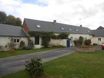 Vente Maison 6 pièces 181m² Villequier-Aumont (02300) - photo