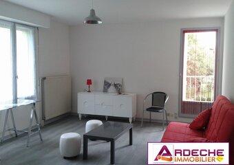 Location Appartement 1 pièce 32m² Privas (07000) - Photo 1