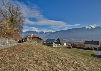 Vente Terrain 630m² Plancherine (73200) - photo