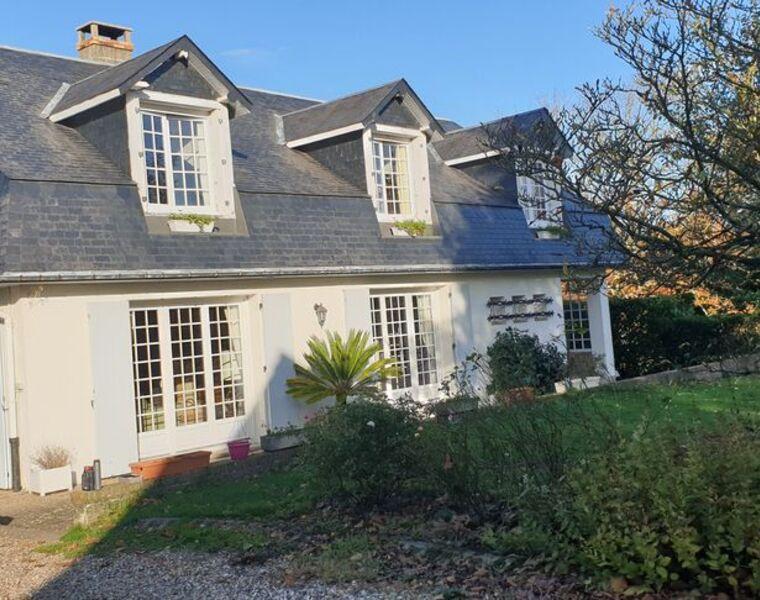 Vente Maison 6 pièces 170m² Fontaine-la-Mallet (76290) - photo