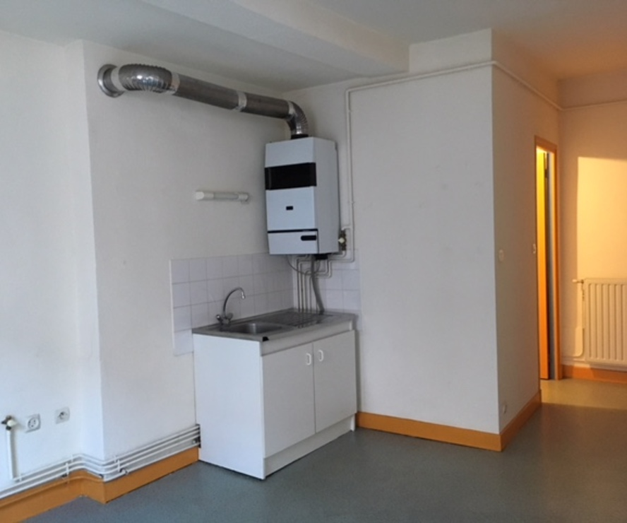 Location Appartement 23m² Roanne (42300) - photo