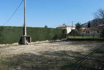 Vente Terrain Robion (84440) - photo