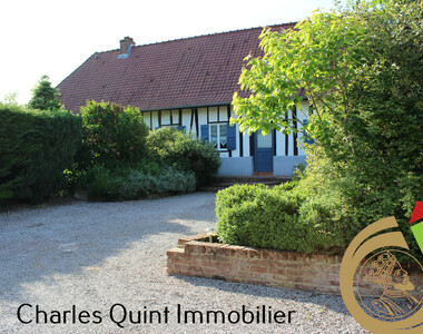 Sale House 6 rooms 178m² Montreuil (62170) - photo