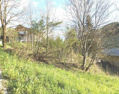 Sale Land 850m² Villard-de-Lans (38250) - photo