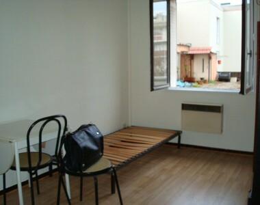 Location Appartement 1 pièce 12m² Grenoble (38100) - photo