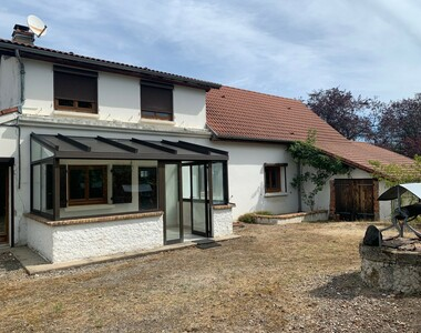 Vente Maison 3 pièces 89m² Espinasse-Vozelle (03110) - photo