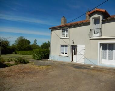 Vente Maison 4 pièces 111m² Pougne-Hérisson (79130) - photo