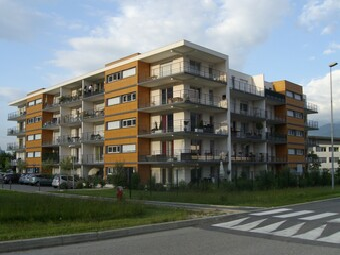 Location Appartement 2 pièces 49m² Montbonnot-Saint-Martin (38330) - photo