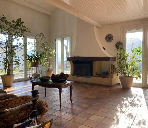 Vente Maison 8 pièces 200m² Saint-Nazaire-les-Eymes (38330) - photo