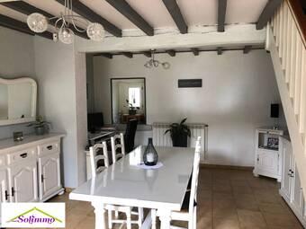 Vente Maison 7 pièces 120m² Chélieu (38730) - photo