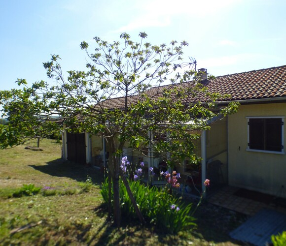 Vente Maison 2 pièces 50m² Montrigaud (26350) - photo