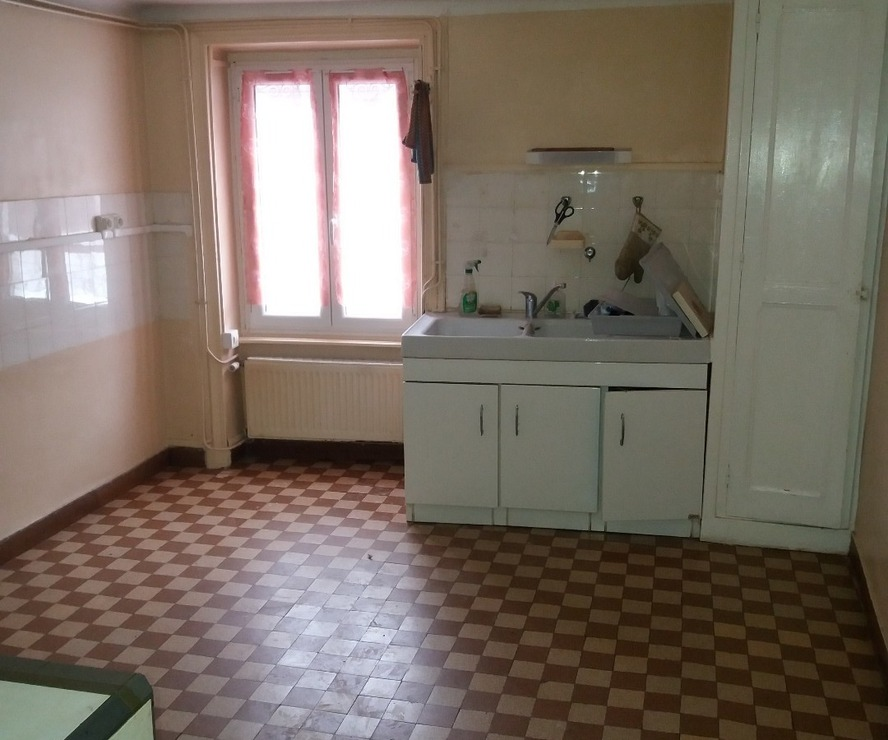 Location Appartement 53m² Cours-la-Ville (69470) - photo