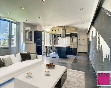 Vente Appartement 2 pièces 45m² Ambilly (74100) - photo
