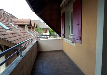 Location Appartement 3 pièces 60m² Cusy (74540) - Photo 1