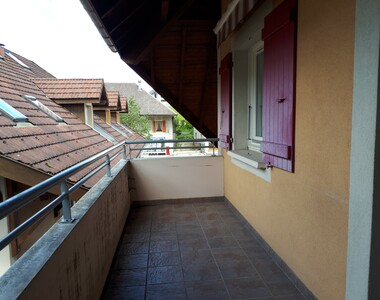 Location Appartement 3 pièces 60m² Cusy (74540) - photo