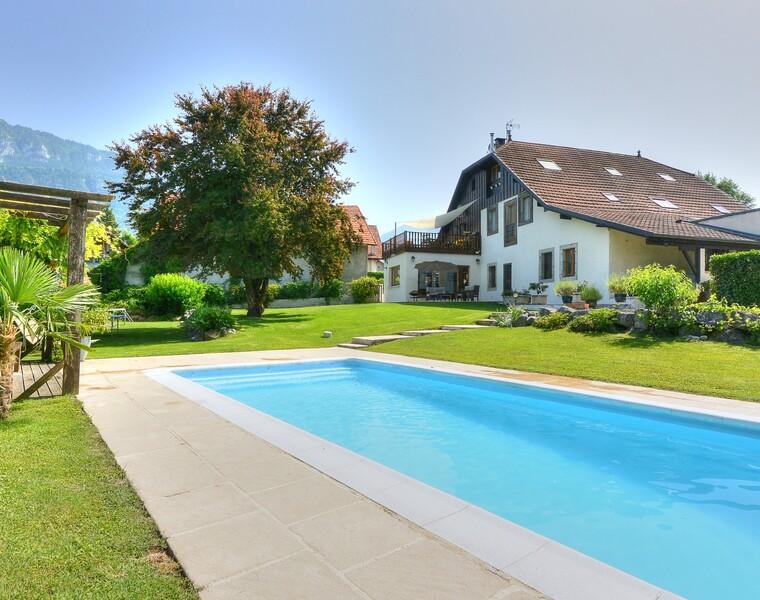 Vente Maison 12 pièces 480m² Saint-Pierre-en-Faucigny (74800) - photo