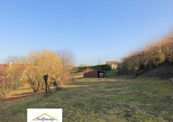 Vente Terrain 1 950m² Les Abrets (38490) - photo