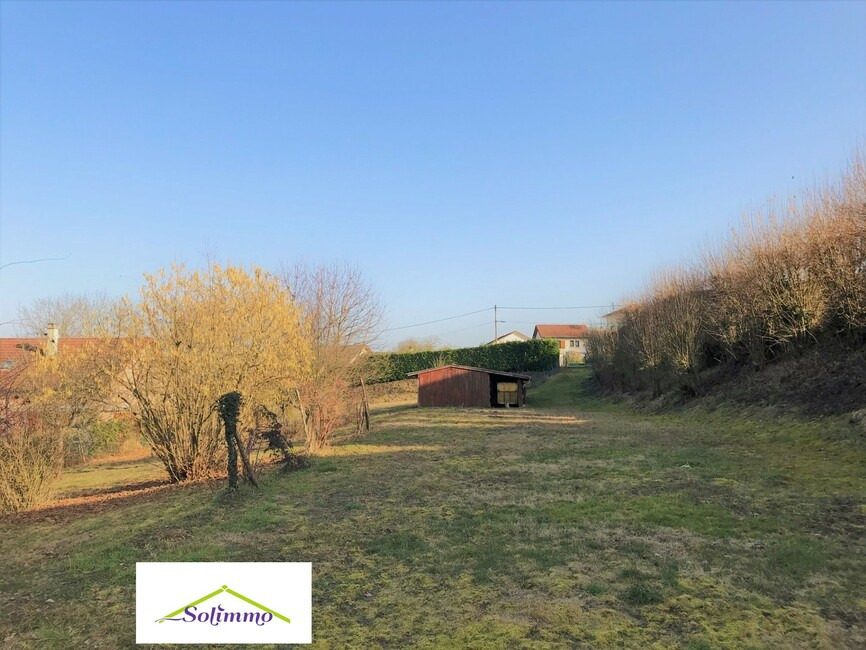 Vente Terrain 1 950m² Les Abrets (38490) - photo