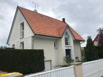 Location Maison 6 pièces 120m² Habsheim (68440) - Photo 1