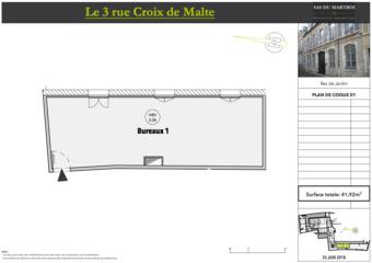 Vente Bureaux 42m² Orléans (45000) - Photo 1