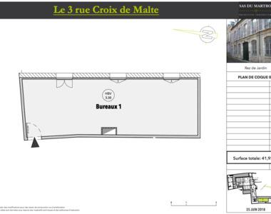 Vente Bureaux 42m² Orléans (45000) - photo