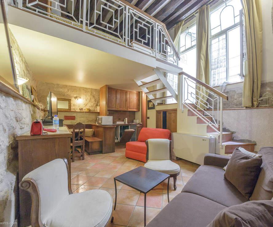 Vente Appartement 2 pièces 43m² Paris 06 (75006) - photo