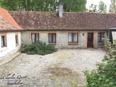 Vente Maison 6 pièces 114m² Montreuil (62170) - photo