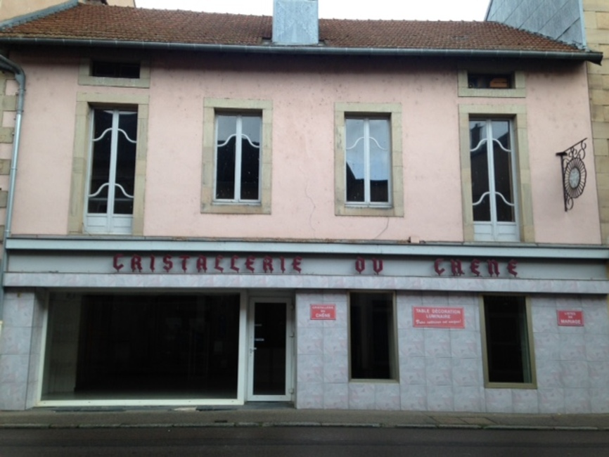 Location Local Commercial 2 Pi Ces Luxeuil Les Bains