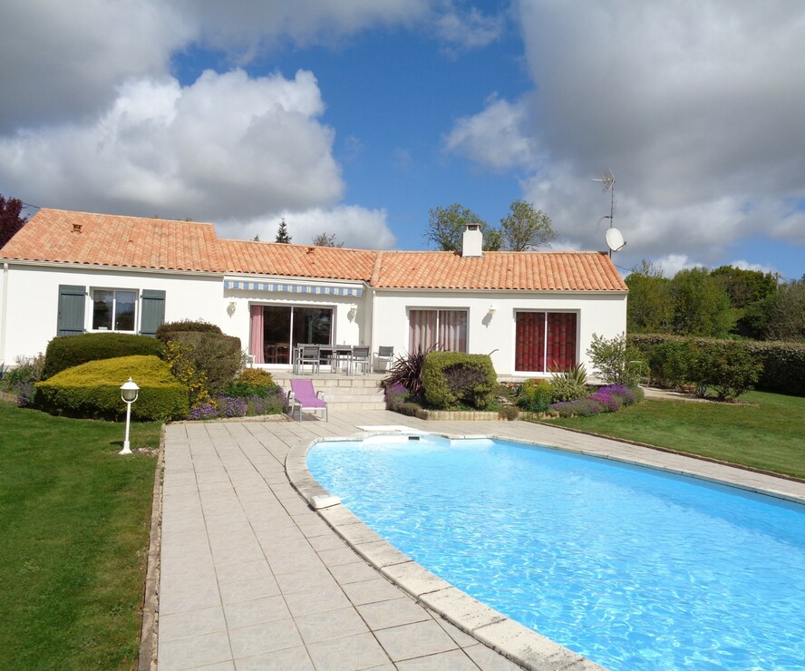 Vente Maison 5 pièces 170m² Talmont-Saint-Hilaire (85440) - photo