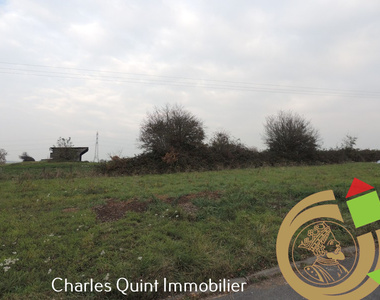 Vente Terrain 1 001m² Étaples sur Mer (62630) - photo