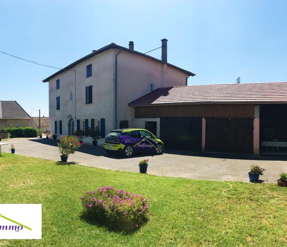 Vente Maison 10 pièces 190m² Les Abrets (38490) - photo
