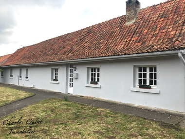 Sale House 6 rooms 157m² Hucqueliers (62650) - photo