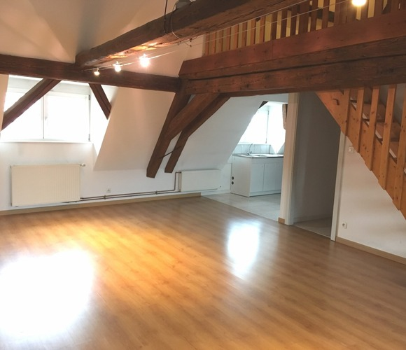 Location Appartement 3 pièces 89m² Villé (67220) - photo