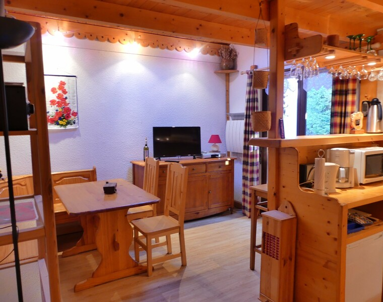 Vente Appartement 2 pièces 29m² Saint-Gervais-les-Bains (74170) - photo