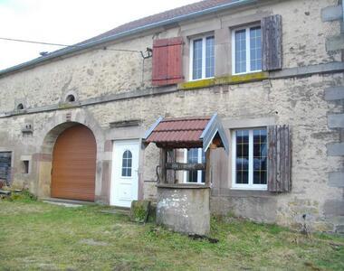 Vente Maison 9 pièces 230m² VOSGES SAONOISES - photo