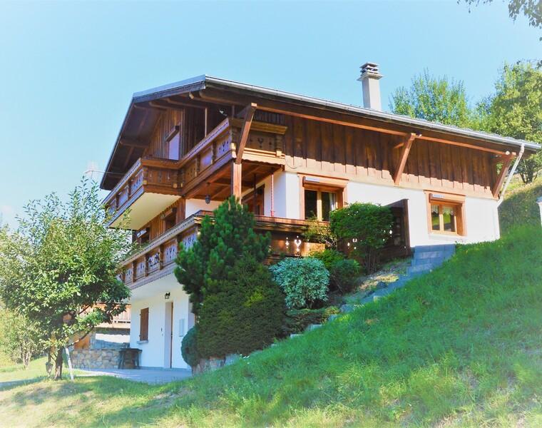 Vente Maison / chalet 8 pièces 168m² Saint-Gervais-les-Bains (74170) - photo