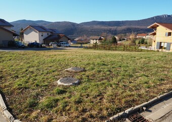 Vente Terrain 830m² La Chapelle-en-Vercors (26420) - photo