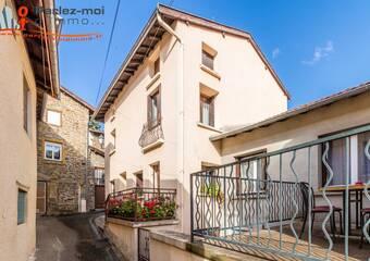 Vente Maison 4 pièces 80m² 5mn Tarare - photo