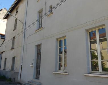 Vente Immeuble 9 pièces 170m² Beaurepaire (38270) - photo
