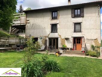 Vente Maison 8 pièces 220m² Charancieu (38490) - photo