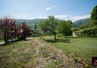 Vente Terrain 636m² Val-de-Fier (74150) - Photo 1